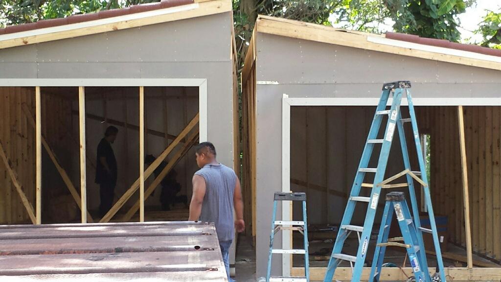 Garden Sheds South Florida production - suncrestshed