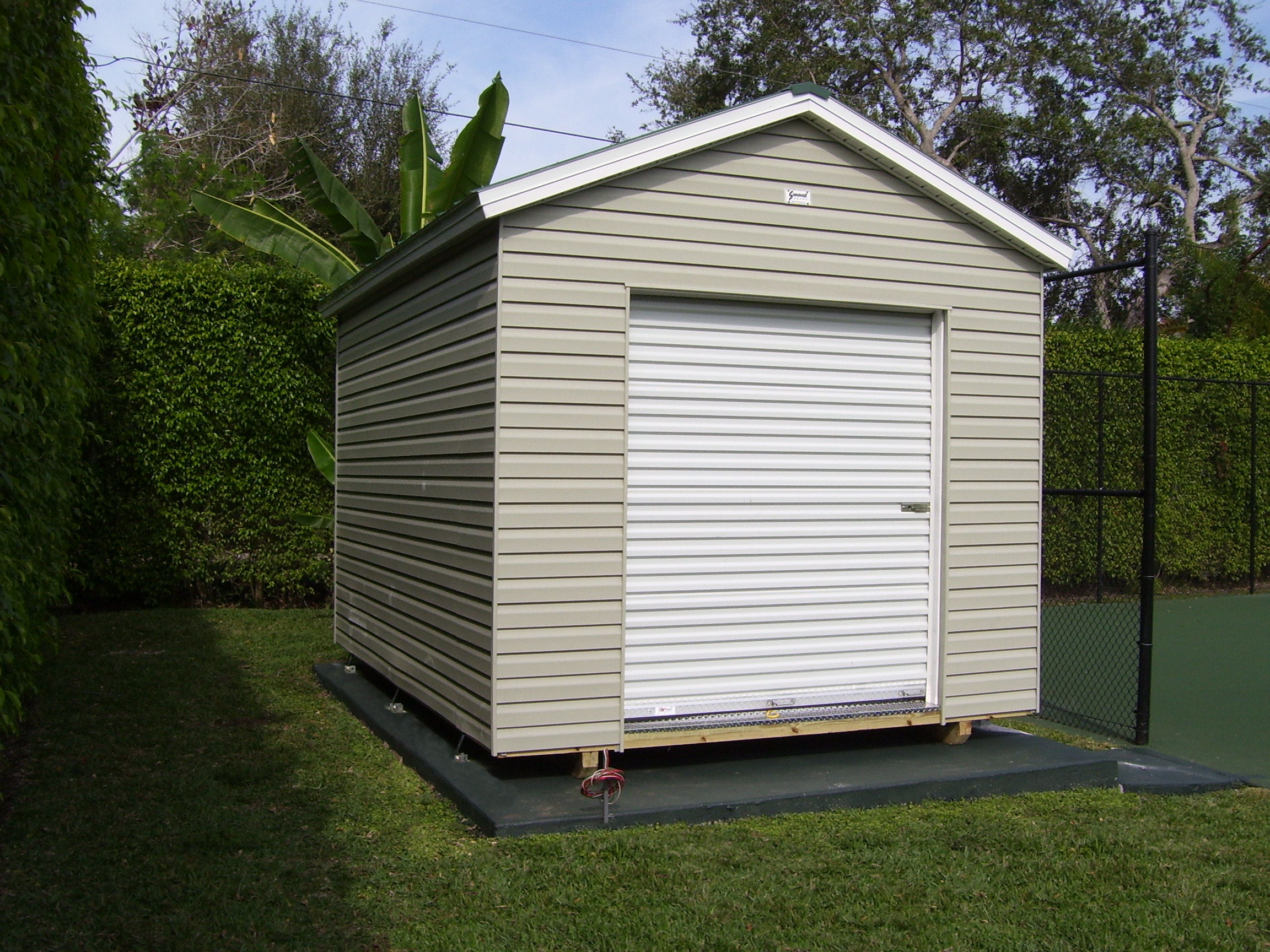 10x14 garage doors roll up suncrestshed