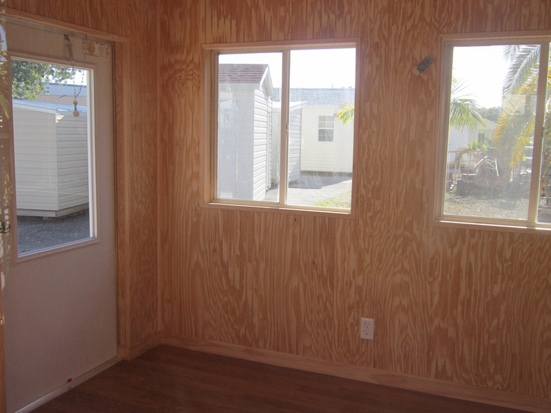 Strange 10X10 Home Office Plybead Finish Suncrestshed Largest Home Design Picture Inspirations Pitcheantrous