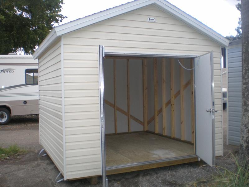 10x10 w double door suncrestshed for 10x10 door
